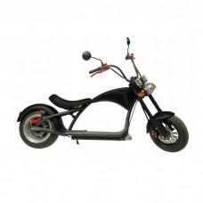 Электроскутер Citycoco Harley Chopper 2000W - черный
