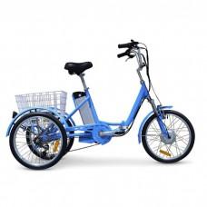 Электровелосипед GreenCamel Trike-20