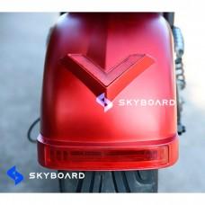 Электроскутер Citycoco SkyBoard BR4000 FAST (красный)